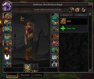 Wow Character Slots