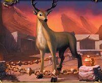 Image of Metzen the Reindeer