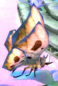 Image of Silky Moth