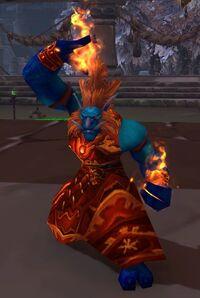 Image of Gundrak Fire-eater