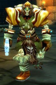 Image of Skeletal Warder