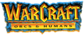 Warcraft: Orcs & Humans' logo