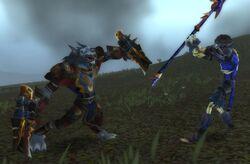 Worgen Rebel and Forsaken Vanguard.jpg