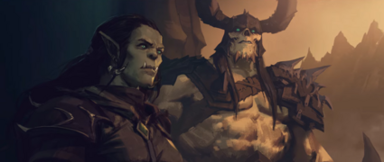 Afterlives - Draka and Krexus.png