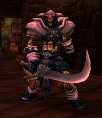 Image of Black Guard Swordsmith