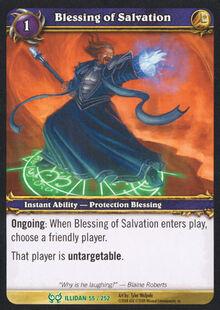 Blessing of Salvation TCG Card.jpg