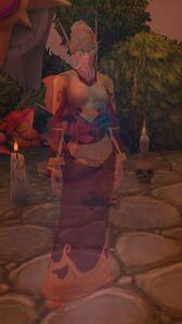 Image of Cheerful Blood Elf Spirit