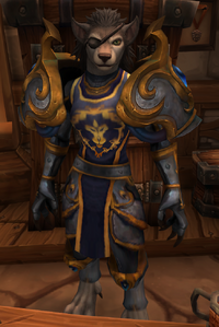 Image of Lieutenant Thorn