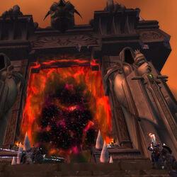 Dark Portal (alternate universe)