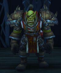 Image of Captain Drok