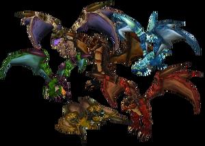 Proto-drakes