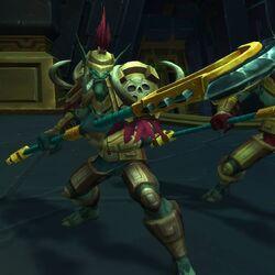Rastari Honor Guard