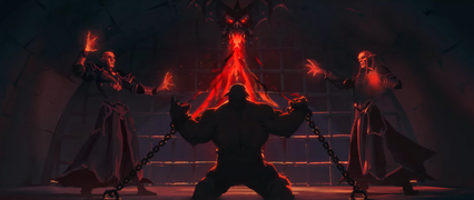 Afterlives - Garrosh's torture.png