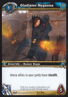 Gladiator Meganna TCG Card.jpg