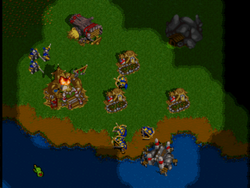 Warcraft2Console PlayStation Screen5.png
