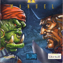 Warcraft II: Tides of Darkness manual