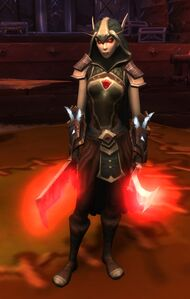 Image of Dark Ranger Lyana