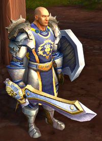 Image of Lieutenant Vessup