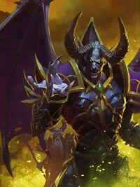 Mal Ganis Wowpedia Your Wiki Guide To The World Of Warcraft Log in or sign up in seconds.| i've played a ton of malganis too and i've wondered whether might of sargeras is better than fueled by torment as well. mal ganis wowpedia your wiki guide