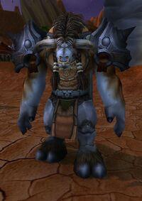 Image of Thunder Bluff Warrior