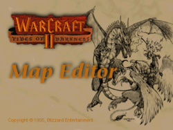 Warcraft II World Editor loading.png