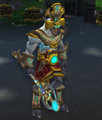 Image of Zandalari Dinomancer