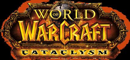 World of Warcraft: Cataclysm logo