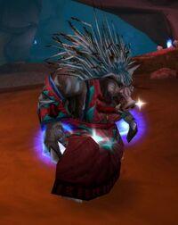 Image of Death's Head Ward Keeper