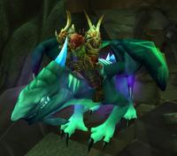 Image of Dragonmaw Drake-Rider