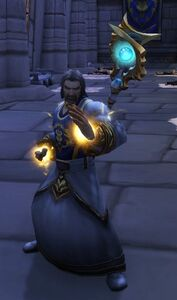 Image of Stormwind Priest