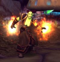 Image of Burning Blade Invoker