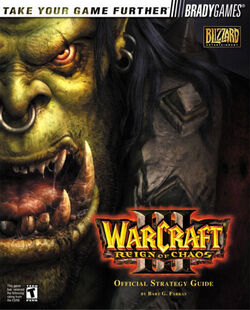 Warcraft III Reign of Chaos Official Strategy Guide.jpg