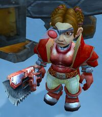 """Image of """"Doc"""" Cogspin"""