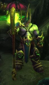 Image of Fel Lord Durkan