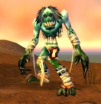 "Image of Chucky ""Ten Thumbs"""