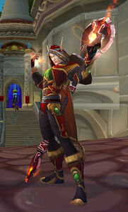 Image of Sunreaver Mage