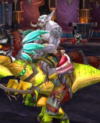 Image of Zandalari Beastlord