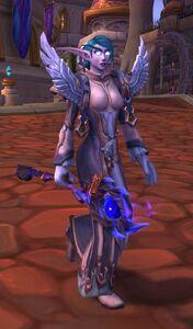 Image of Moon Priestess Nici