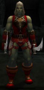 Image of Scarshield Raider