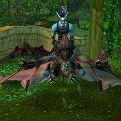 Gurubashi Bat Rider