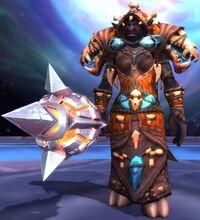 Image of Lieutenant Shara