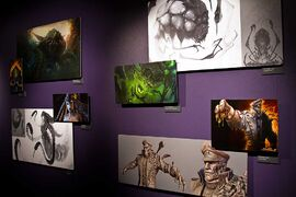 Blizzard Museum - Heart of the Swarm6.jpg