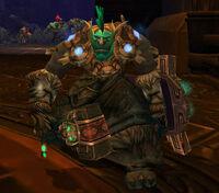 Image of Drakkari Frost Warden
