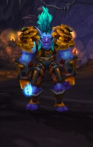 Image of Drakkari God Hunter