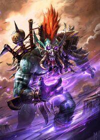 Image of Vol'jin
