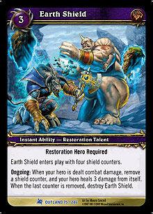 Earth Shield TCG Card.jpg