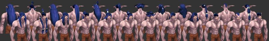 NightElf Male Hairstyles.jpg