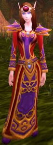 Image of High Elf Sorceress