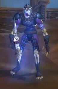 Image of Commander Largo