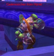 Image of Gatewatcher Iron-Hand